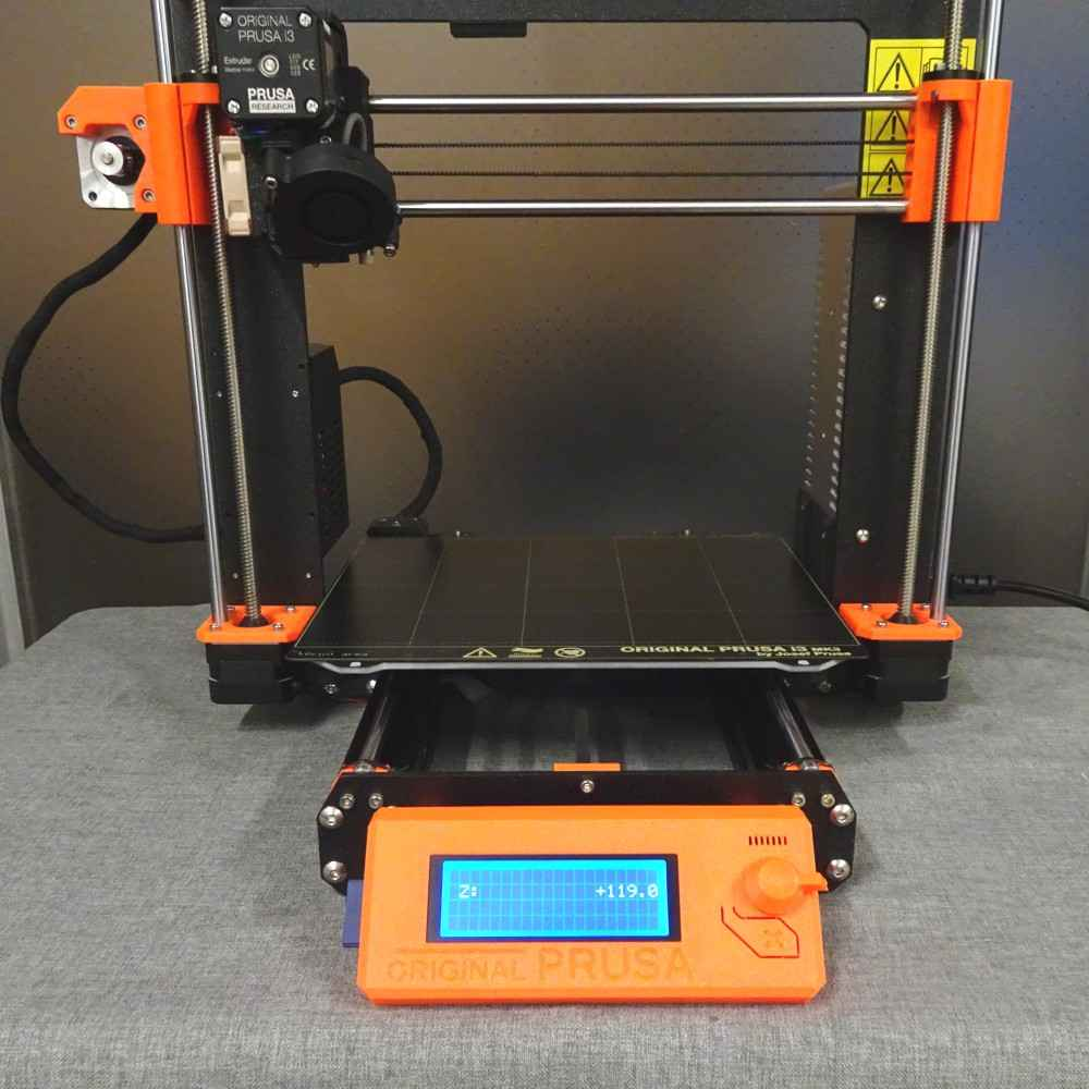 Assembly Instructions | Y-Axis Upgrade for MK3 | Watterott