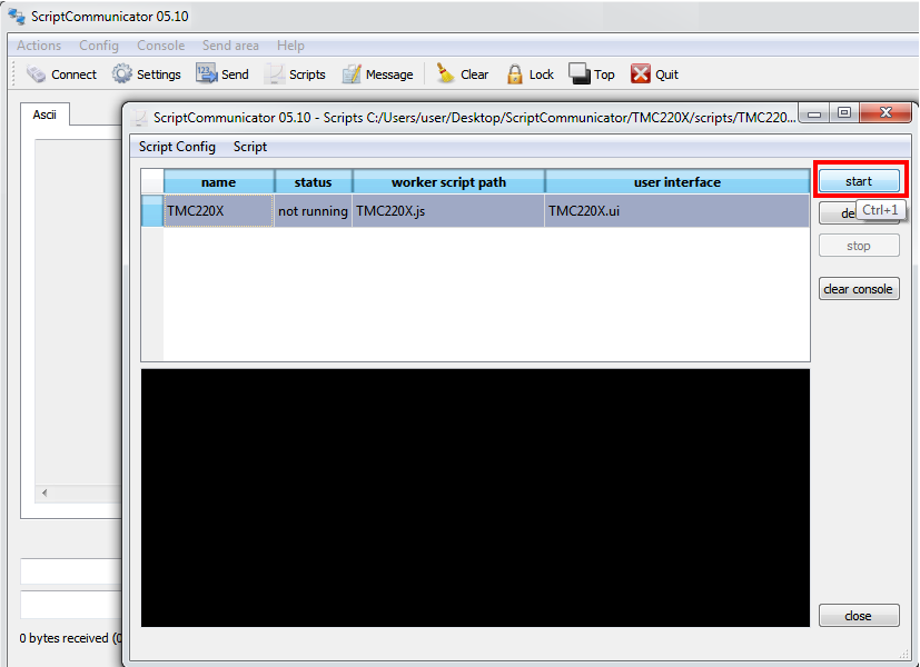 Configurator for TMC220x | SilentStepStick | Watterott electronic